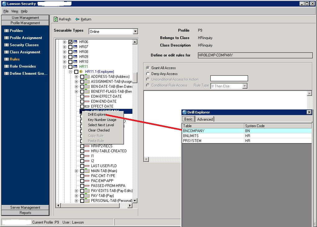 images of lawson hr payroll system
